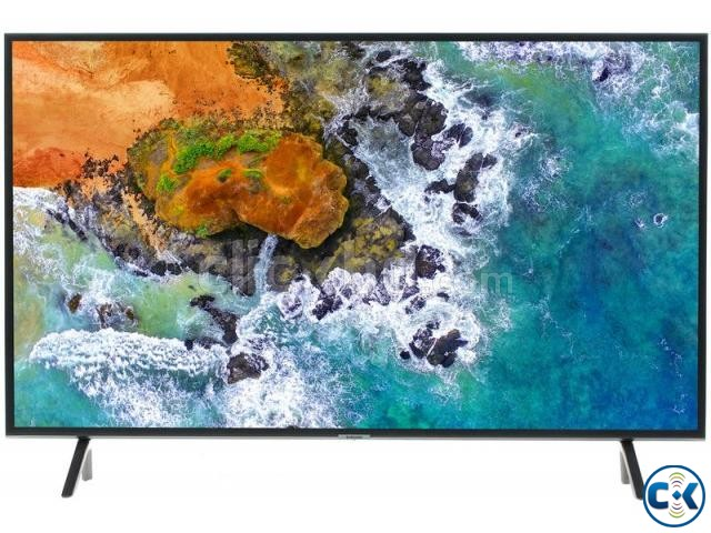 SAMSUNG 43 inch RU7200 UHD 4K VOICE CONTROL TV | ClickBD large image 4