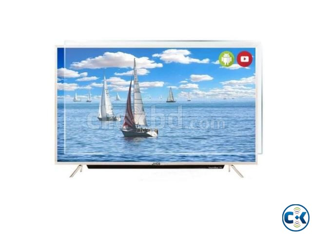 JVCO ANDROID 4K Voice Control 2GB RAM 16 GB ROM 50 Inch TV | ClickBD large image 0