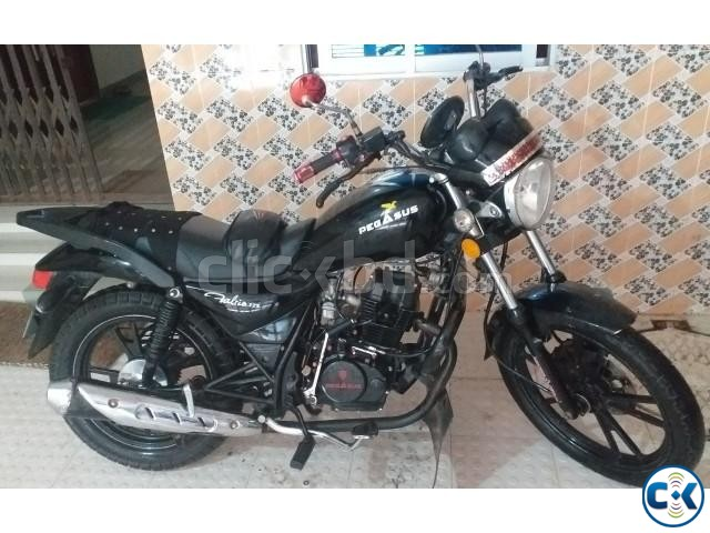 Pegasus 125 Bike For Sale Fresh Condition | ClickBD large image 1