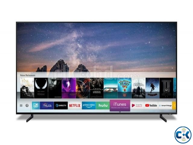 55 Original SAMSUNG 4K HDR Voice Control Smart TV | ClickBD large image 0