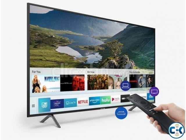 55 Original SAMSUNG 4K HDR Voice Control Smart TV | ClickBD large image 1