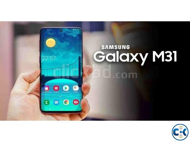 Sumsung Galaxy M31 | ClickBD large image 1