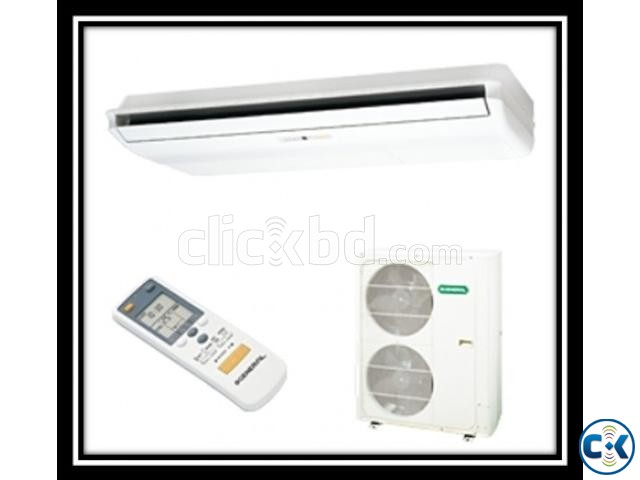 5.0 TON Fujitsu O General 54000 BTU Ceiling Type AC JAPAN | ClickBD large image 0