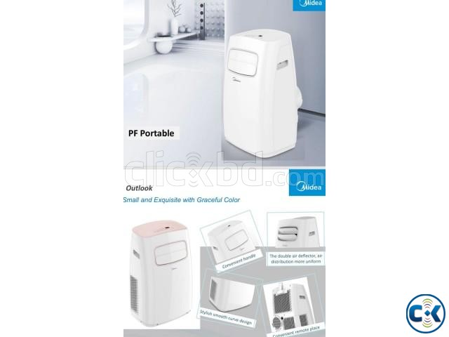 Product details of Midea MWF12CMP Portable Air Conditioner | ClickBD large image 3