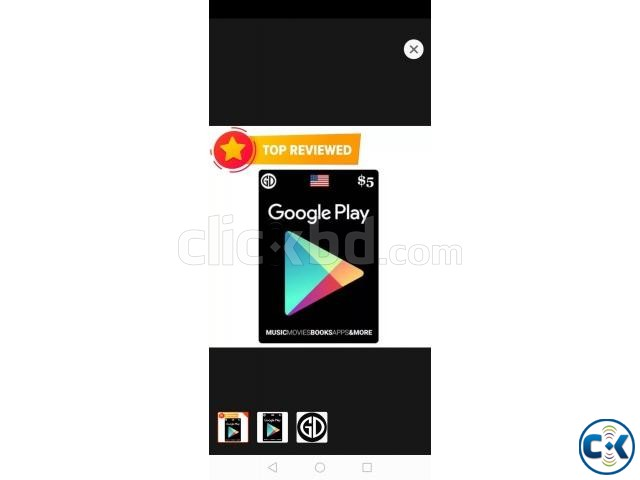 Google Pay gift cards | ClickBD large image 0