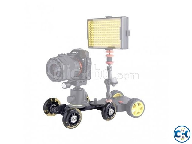 Sevenoak SK-MS01 Motorized Dolly with SK-DW03 Dolly Tracker | ClickBD large image 0