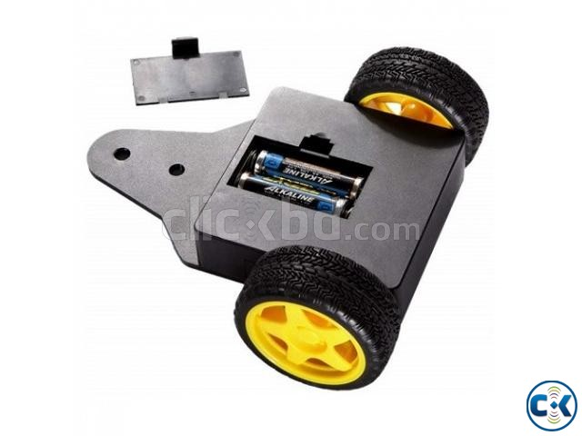 Sevenoak SK-MS01 Motorized Dolly with SK-DW03 Dolly Tracker | ClickBD large image 4