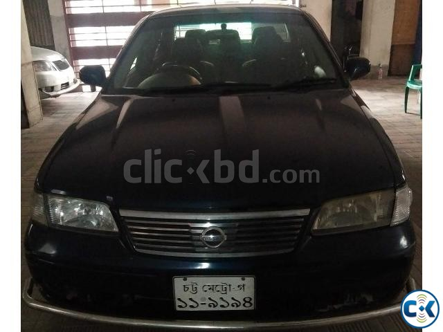 Nissan Sunny Ex Saloon | ClickBD large image 0