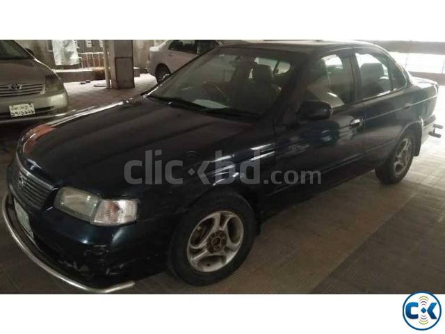 Nissan Sunny Ex Saloon | ClickBD large image 1