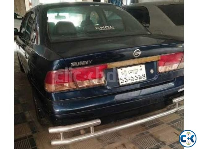 Nissan Sunny Ex Saloon | ClickBD large image 2