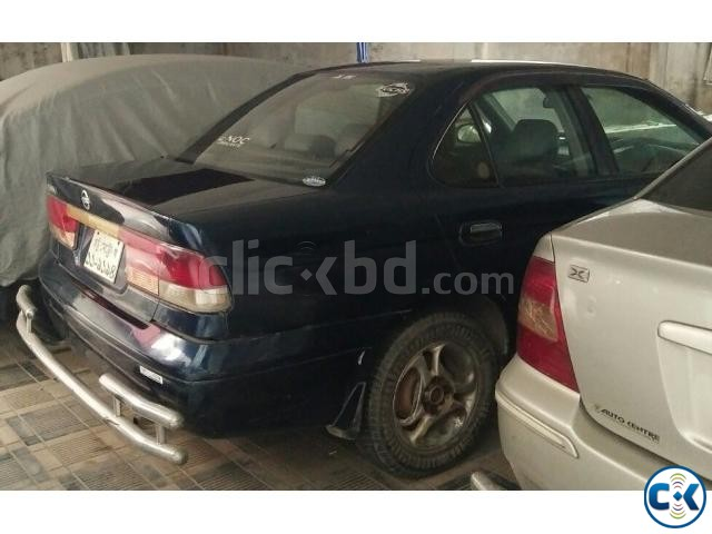 Nissan Sunny Ex Saloon | ClickBD large image 3