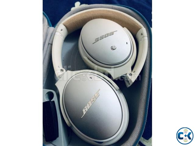 Bose QC25 Acoustic Noise Cancelling Headphone ORIGINAL  | ClickBD large image 0