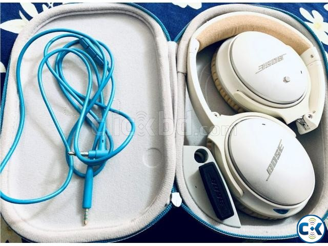 Bose QC25 Acoustic Noise Cancelling Headphone ORIGINAL  | ClickBD large image 1