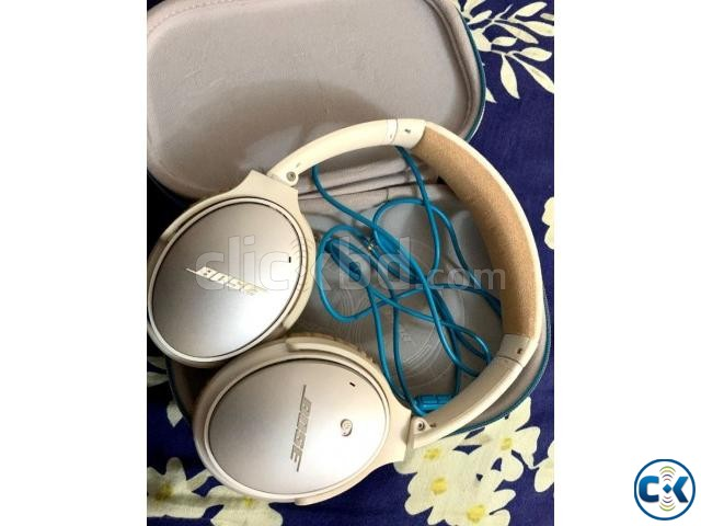 Bose QC25 Acoustic Noise Cancelling Headphone ORIGINAL  | ClickBD large image 2