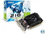 Geforce GTX 210 Graphics Card For Sale