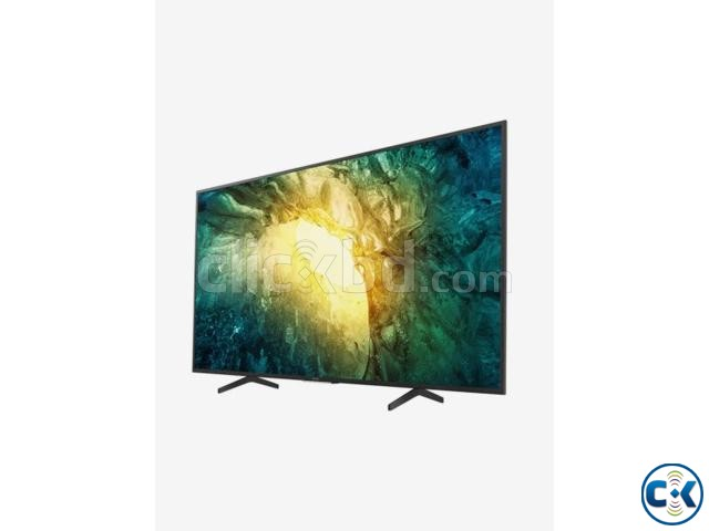 SONY BRAVIA 85X8000H 4K HDR TRILUMINOS X1 Processor ANDROID | ClickBD large image 3