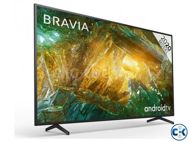 SONY BRAVIA 85X8000H 4K HDR TRILUMINOS X1 Processor ANDROID | ClickBD large image 4