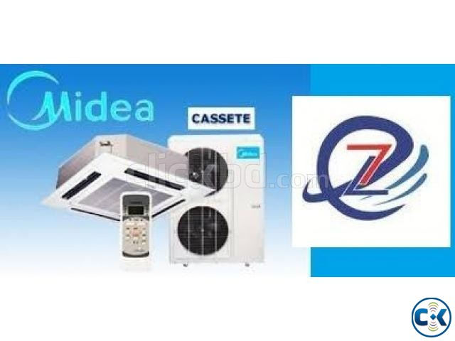 4.0 Ton Midea High Speed Cassette Celling Type AC | ClickBD