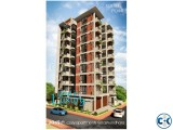 Amazing 2045 sft. south face flat for sale at Bashundhara