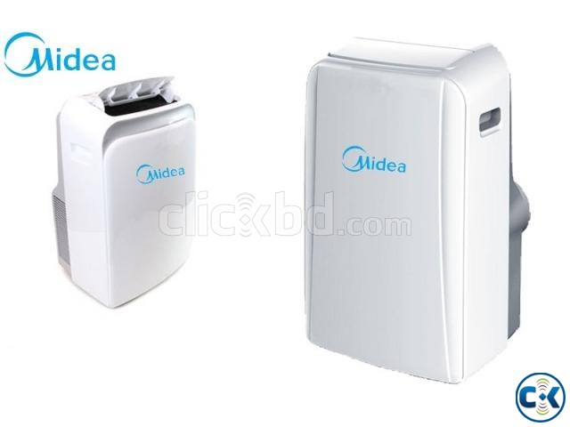 Brand Intact Original Midea Portable 1 Ton Air conditioner | ClickBD large image 2