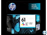 HP 61 Tri-color Original Ink Cartridge CH562WA