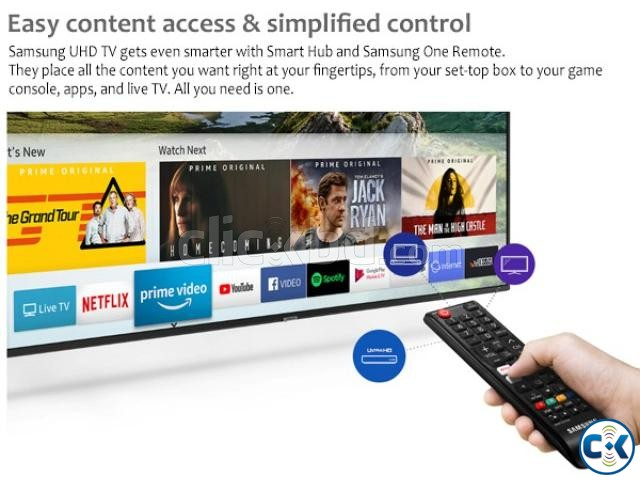 Samsung Made Thailand 65 inch RU7100 Ultra HD 4K Smart TV | ClickBD large image 3