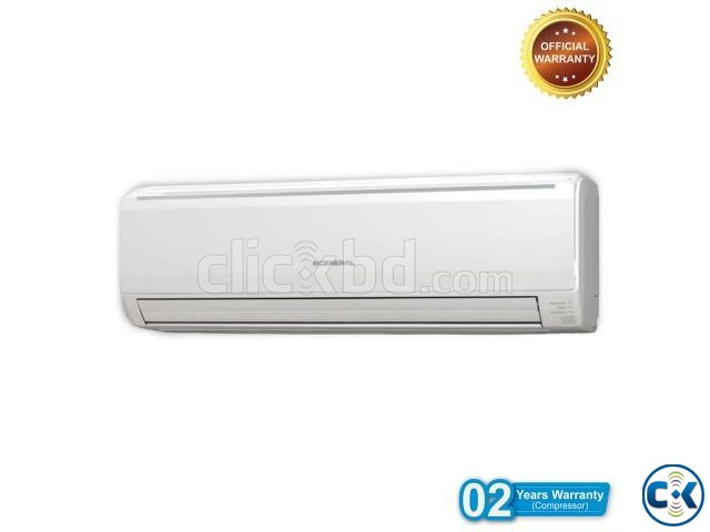 General 2.0 Ton ASGA-24EHFT Split Type Air Conditioner | ClickBD large image 0