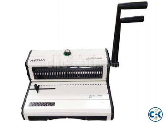 ASTHA T-970 Wire Binding Machine | ClickBD large image 0