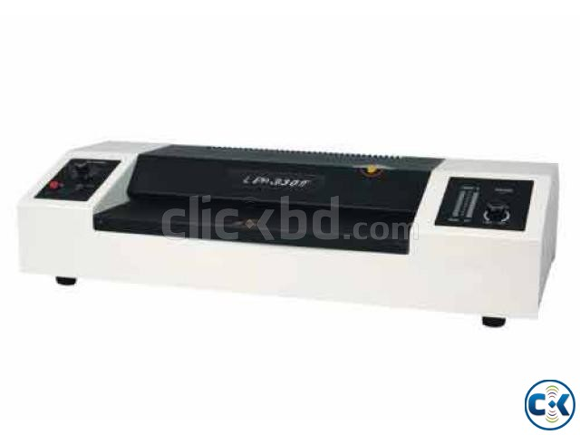 ASTHA LP-330T A3 Laminating Machines | ClickBD large image 1