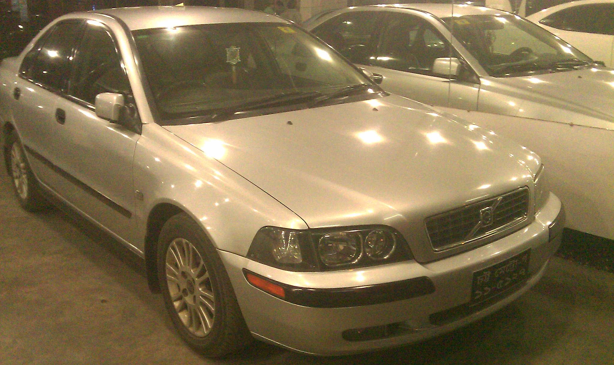 Volvo S40 All power MT 2000 Model 2004 regi | ClickBD large image 0