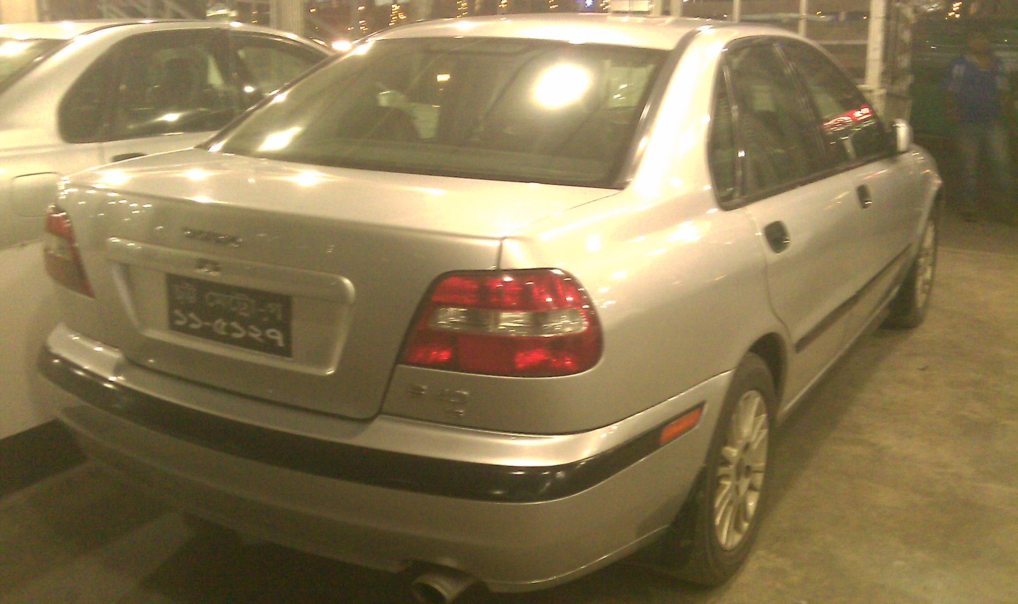 Volvo S40 All power MT 2000 Model 2004 regi | ClickBD large image 1