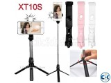 Xt-10s Selfie Stick Remote Control with Fill Light