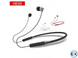 Lenovo HE05 Bluetooth 5.0 Magnetic Neckband Earphones