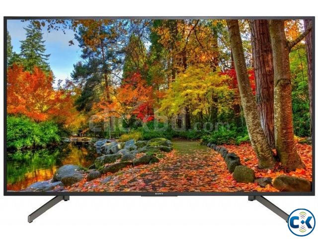 4K 49-X7000G SONY UHD HDR SMART TV 100 Brand New | ClickBD large image 0