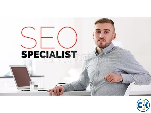 SEO work from Home | ClickBD large image 0