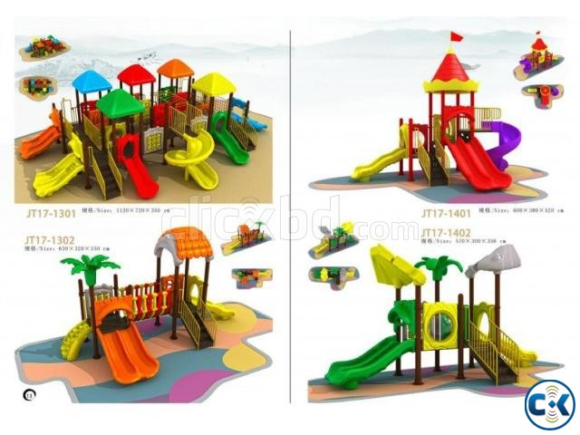 CHILDREN INDOOR OUTDOOR PLAYGROUND ITEMS | ClickBD large image 1