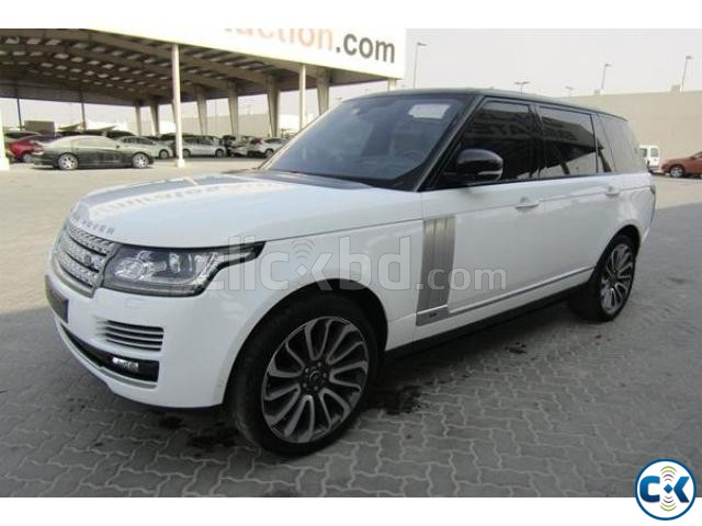 2016 Range Rover Autobiography | ClickBD large image 0