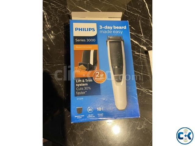 Philips BT3206 14 Beard Trimmer Series 3000 For Men | ClickBD large image 0