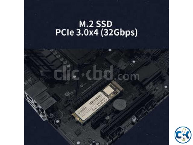 Kingchuxing NVME 512GB M.2 Card | ClickBD large image 2