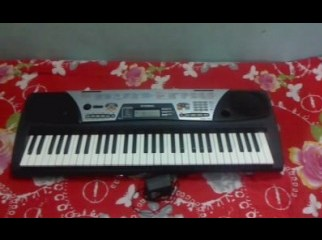 Yamaha Psr-175 Keyboard Gr8 Condition