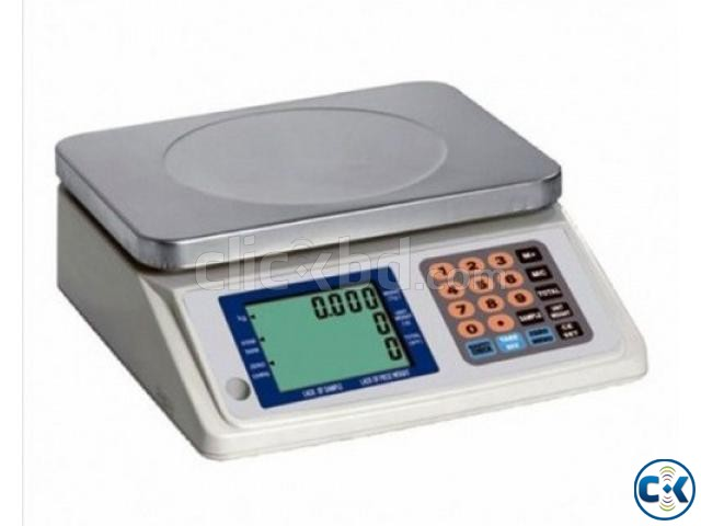 DS630W Industrial Weight Scale 30 Kg | ClickBD large image 0