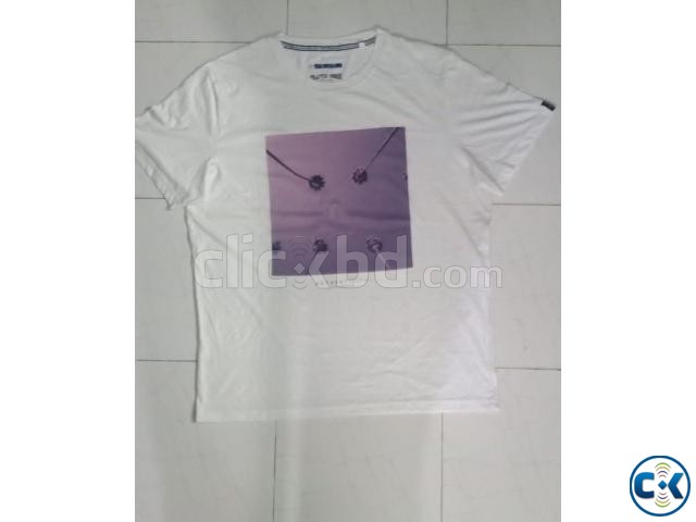 Men s Printed t shirt Stock Lot | ClickBD large image 1