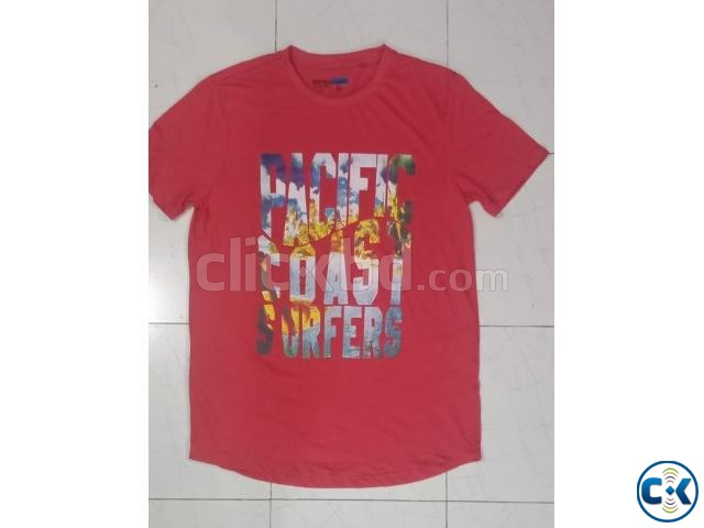 Men s Printed t shirt Stock Lot | ClickBD large image 3