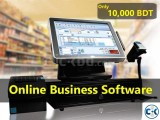 POS SOFTWARE AND ACCOUNT SYSTEM ONLINE
