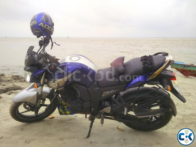 Yamaha FZS 2013 Dual Pick Up | ClickBD large image 0