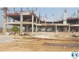 Ashulia Model Town ready plot for sale
