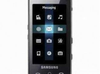 Samsung sgh- f490v java j2me support full touch