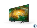 Sony Bravia X7500H 55 4K Android TV PRICE IN BD