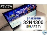 Samsung 32 Inch LED HD Ready TV 32N4300