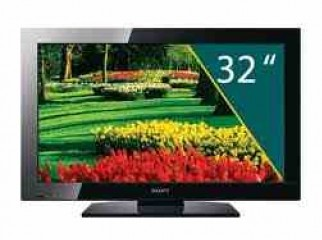 Sony 32 inch LCD Tv with 3 yerars warranty